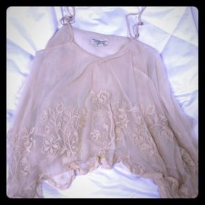 Tops - Pretty lace camisole from Denim and Supply